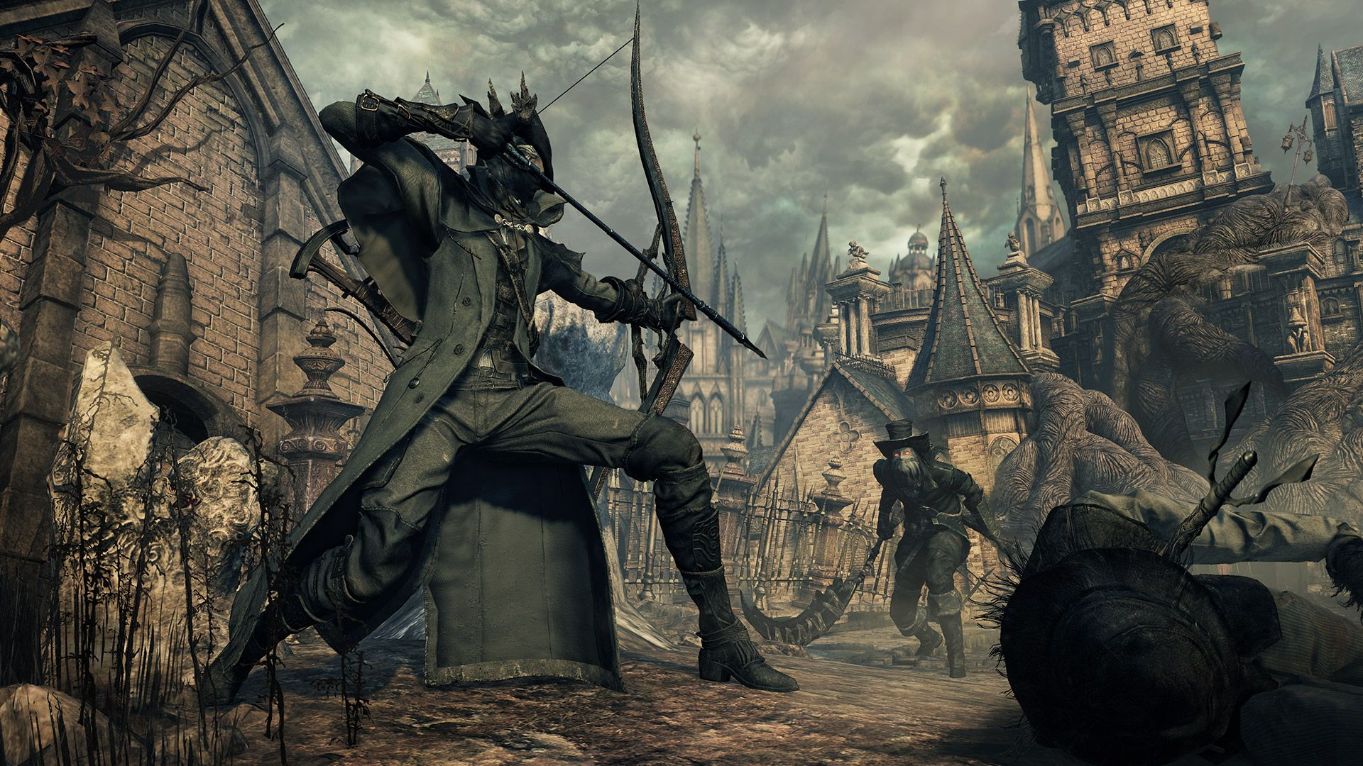 matchmaking requirements bloodborne