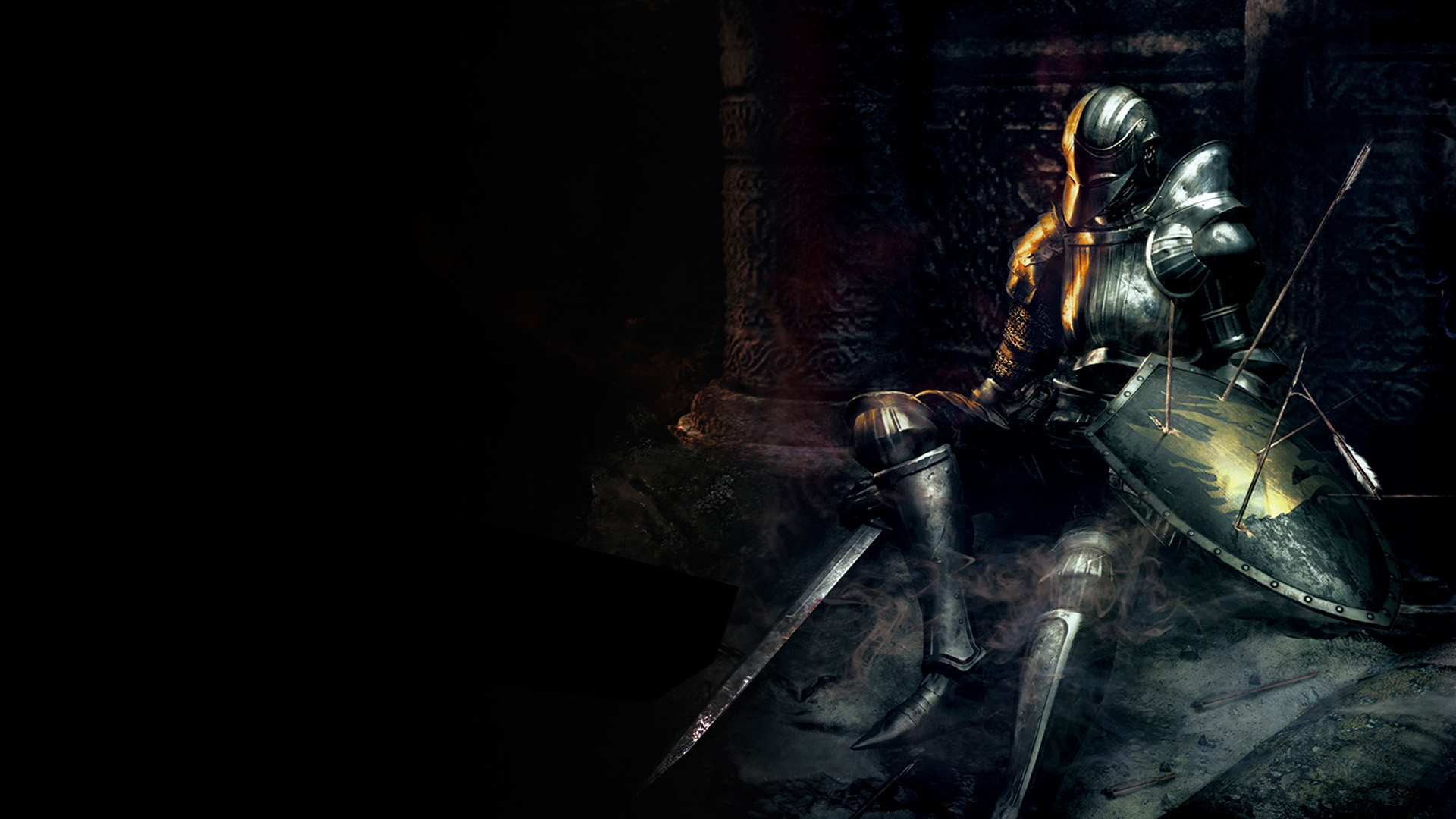 Demon's Souls artwork, hopeful for a Remaster